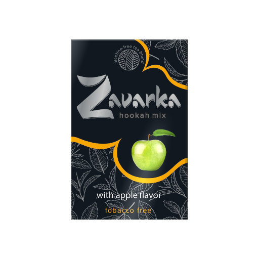 Zavarka - Apple