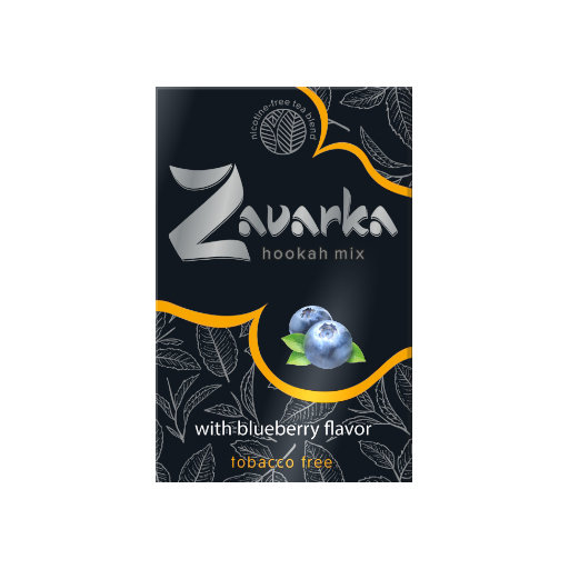 Zavarka - Blueberry