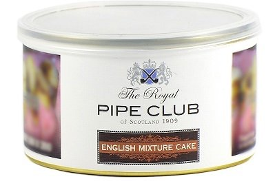 Royal Pipe Club - English Mixture Cake