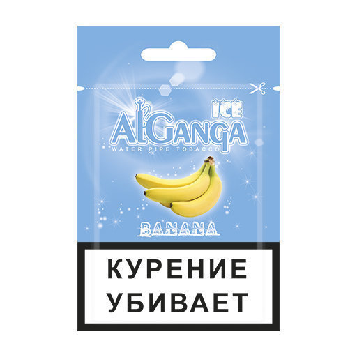 AlGanga Ice - Banana