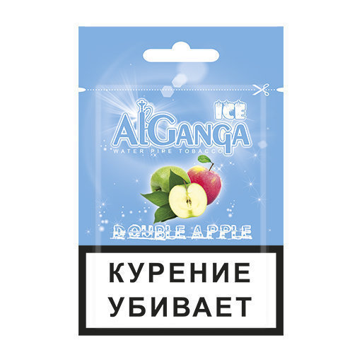 AlGanga Ice - Double Apple