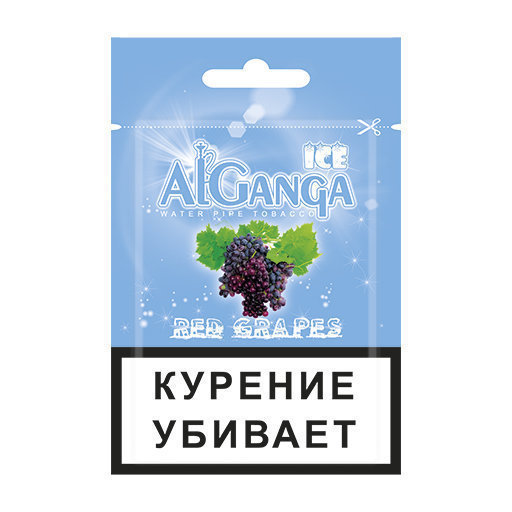 AlGanga Ice - Red Grapes