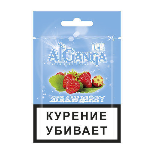 AlGanga Ice - Strawberry
