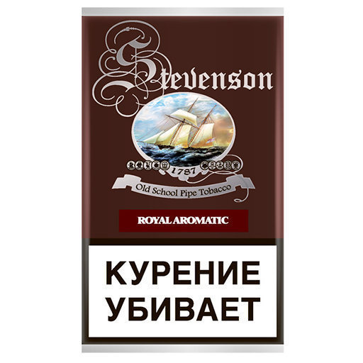 Stevenson - Royal Aromatic